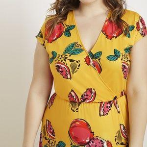Eloquii Dresses - NWT Eloquii Maxi Dress